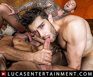 LucasEnt Gay Porn Bareback