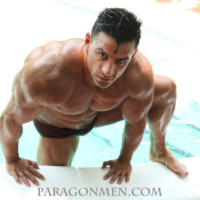 Macho Nacho Bodybuilder ParagonMen