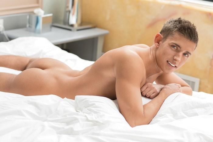Mario Texeira BelAmi Gay Porn Star Naked