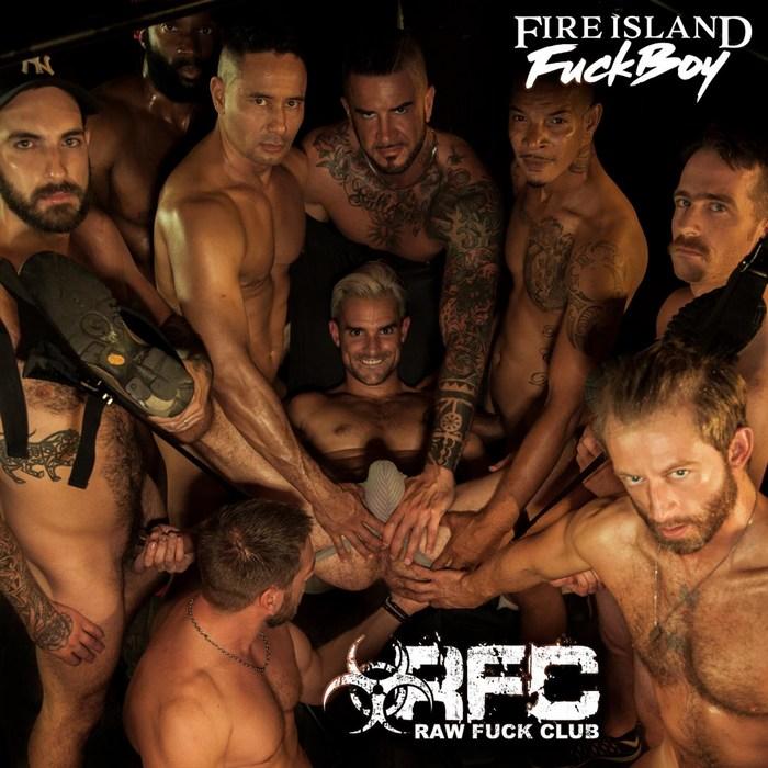 Patrick McDonald Fire Island Fuck Boy Gay Porn Gang Bang