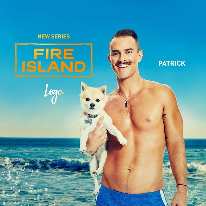 Patrick McDonald Fire Island Reality TV Star