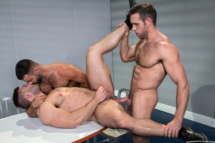 Derek Bolt Bodybuilder Gay Porn Alex Mecum Teddy Torres