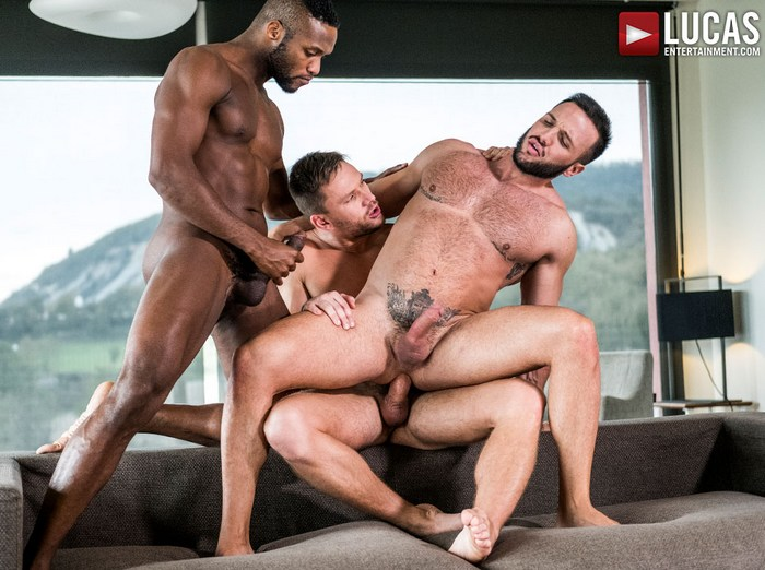 Donato Reyes Bareback Gay Porn Andrey Vic Andre Donovan