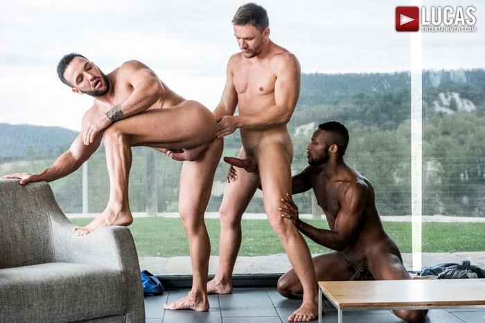Donato Reyes Gay Porn Andrey Vic Andre Donovan Bareback Sex