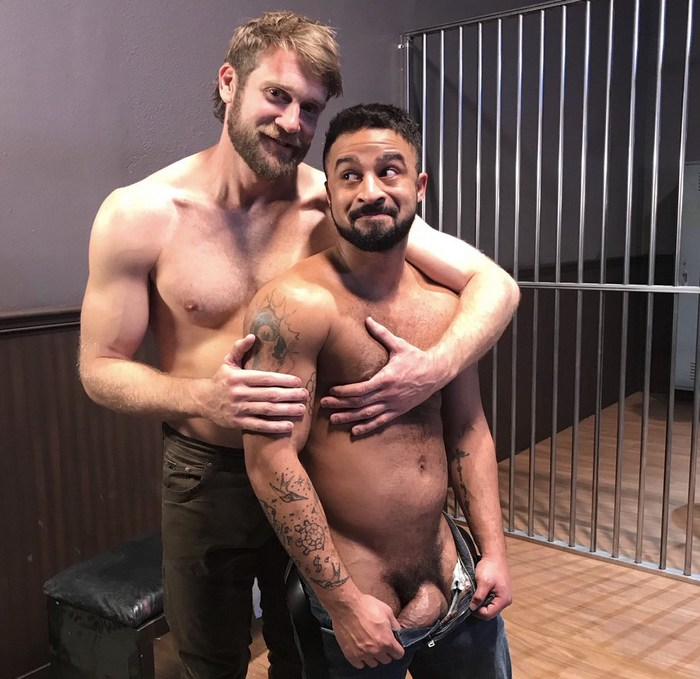 Gay Porn Behind The Scenes Colby Keller Damian Taylor