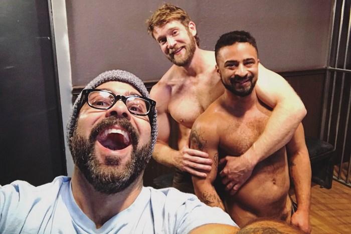 Gay Porn Behind The Scenes Colby Keller Damian Taylor