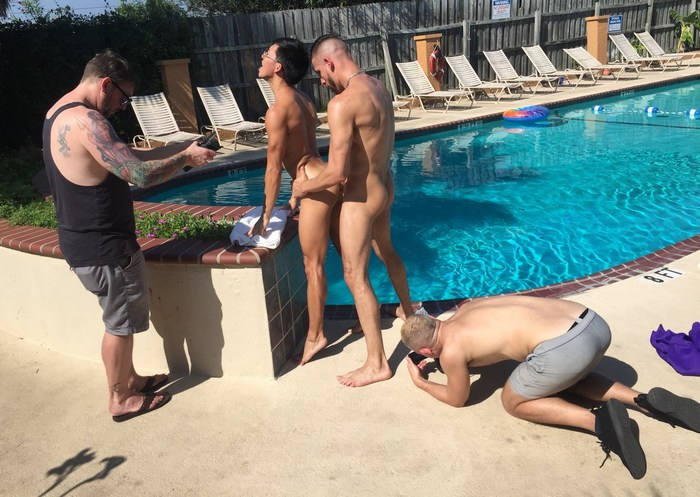Gay Porn Behind The ScenesFX Rios David Ace