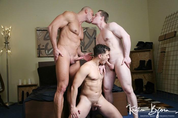 Gay Porn Tomas Friedel Nicoli Cole Jan Bavor Muscle Hunk Bareback Sex