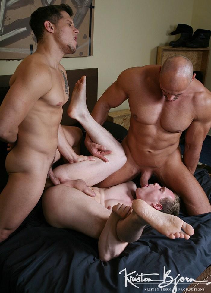 Gay Porn Tomas Friedel Nicoli Cole Jan Bavor Muscle Hunk Bareback Sex KristenBjorn