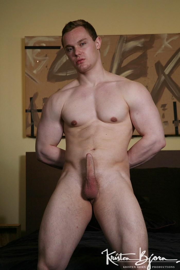 Jan Bavor Gay Porn Star Naked Muscle Hunk