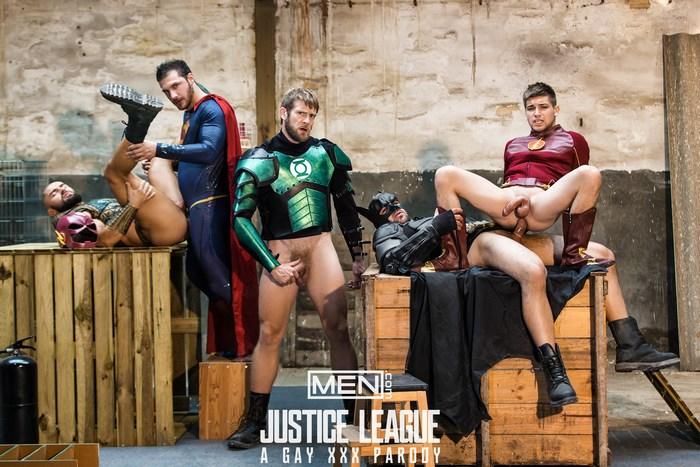 Justice League Sex Videos