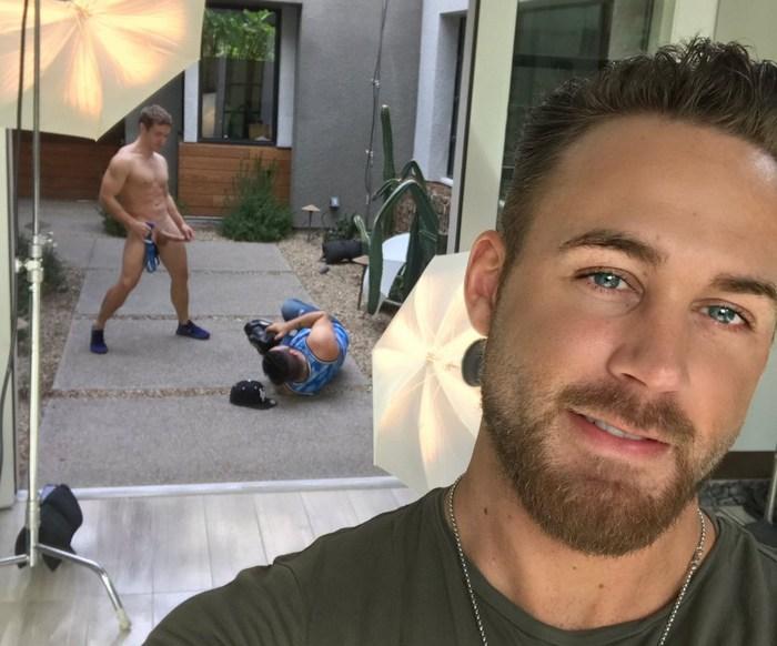 Logan Moore Gabriel Cross Gay Porn