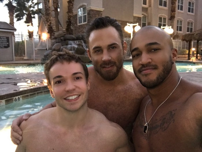 Logan Moore Gabriel Cross Jason Vario Gay Porn