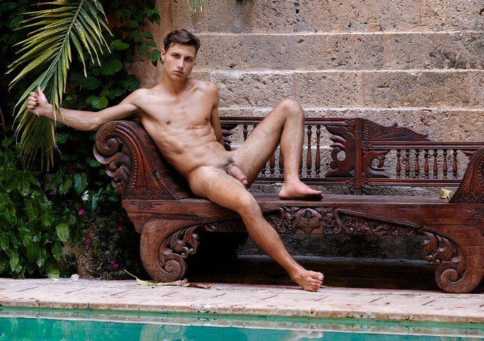 Peter Annaud BelAmi Gay Porn Star Naked Big Cock