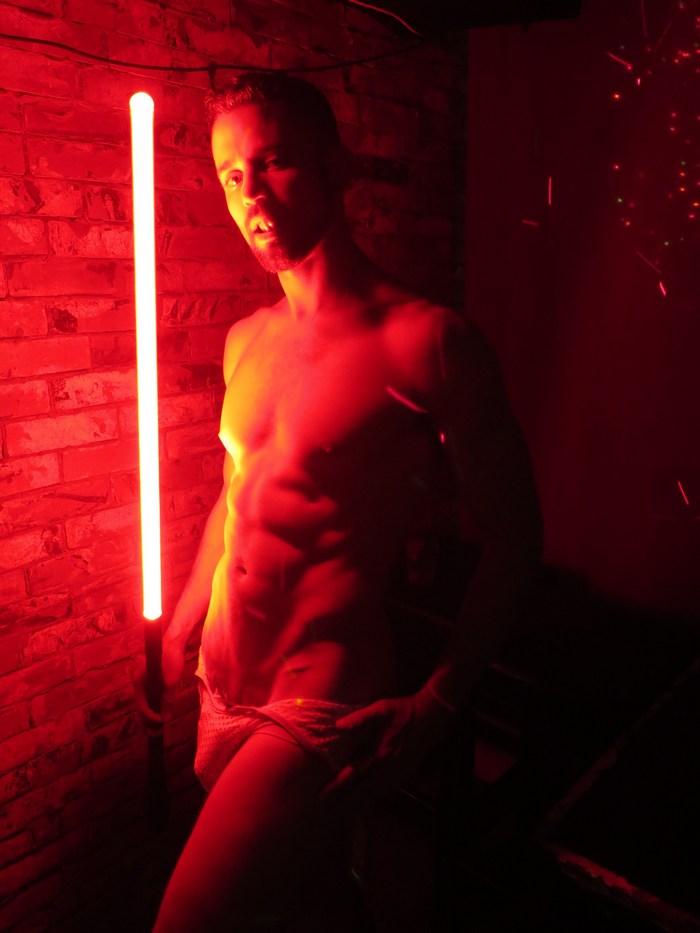 Quinn Corbin Fisher Gay Porn Star GoGo Dancer West Hollywood