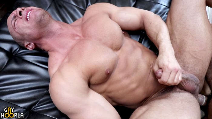 Sean Costin Gay Porn Bodybuilder Bottom Nick Harper