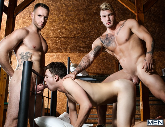 William Seed Gay Porn Kit Cohen Bellamy Bradley Battle Buddies