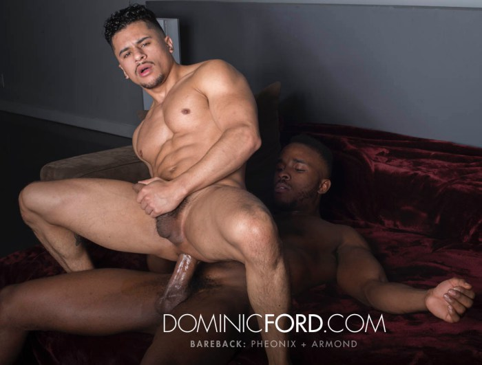 Armond Rizzo Gay Porn Bareback Sex Pheonix Fellington
