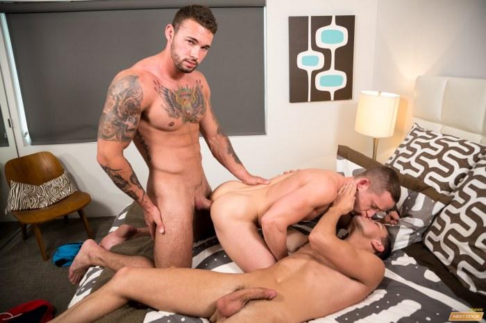 Cameron Dalile Gay Porn Logan Cross Steve Rogers