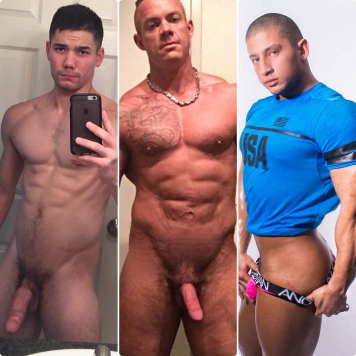 Colton Reece Gunnar Magnus Andrew Stratus Gay Porn Star Naked Muscle Hunk