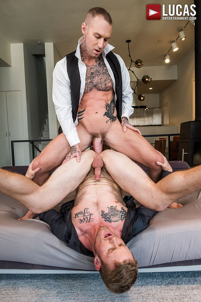 Dylan James Gay Porn Shawn Reeve Bareback Sex