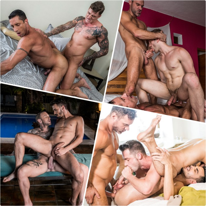 Fit As Fuck Gay Porn Bareback Sex