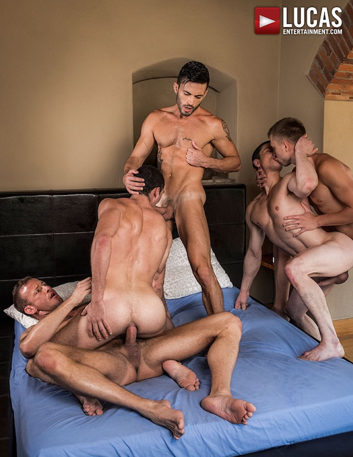 Gay Porn Bareback Orgy Ruslan Angelo Logan Rogue Andy Star Bogdan Gromov Javi Velaro