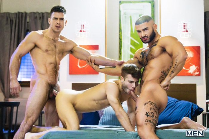 The Complicated Sex and Dating Lives of Gay Male Porn Stars them.