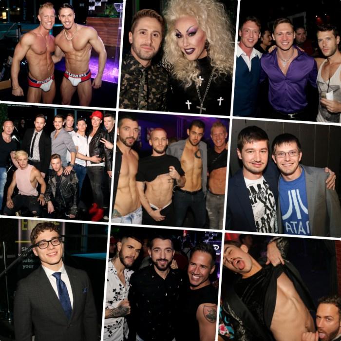 Gay Porn Stars Cybersocket Awards 2018