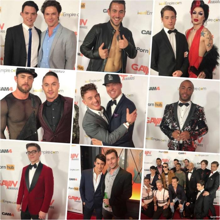 Gay Porn Stars GayVN Awards 2018