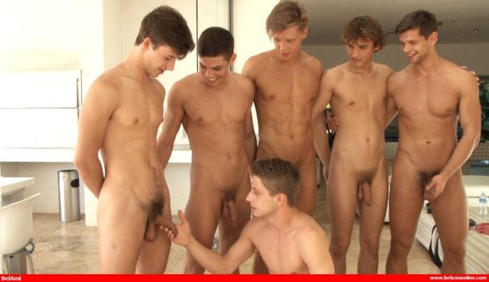 Jack Harrer BelAmi Bastian Dufy Gay Porn
