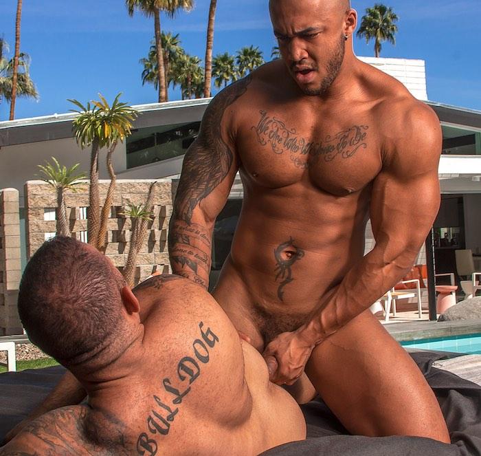 Jason Vario Gay Porn Lorenzo Flexx TitanMen