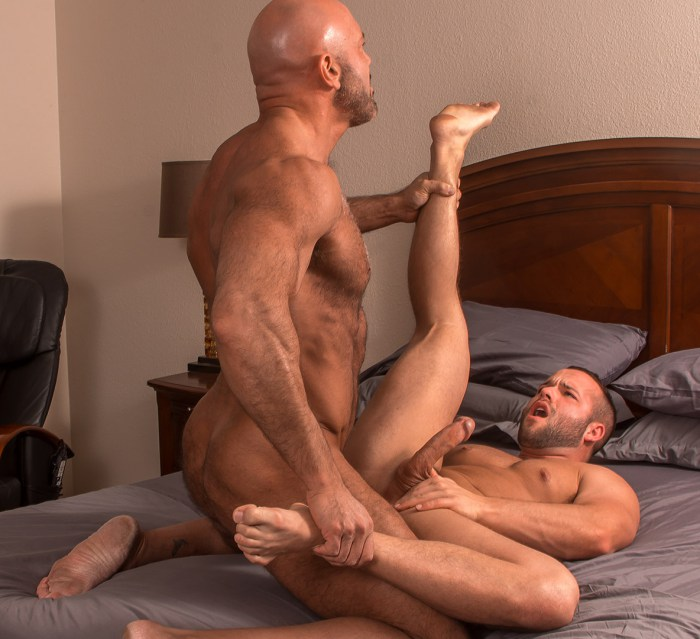 homemade huge cock gay daddy