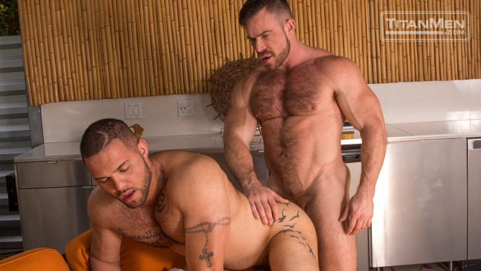 Liam Knox Gay Porn Julian Knowles TitanMen BEEF XXX