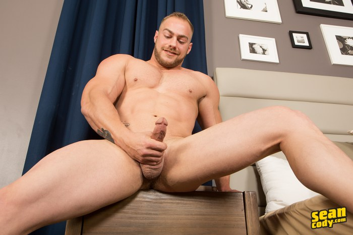 Randy Sean Cody Brock Gay Porn Muscle Hunk Bareback Sex