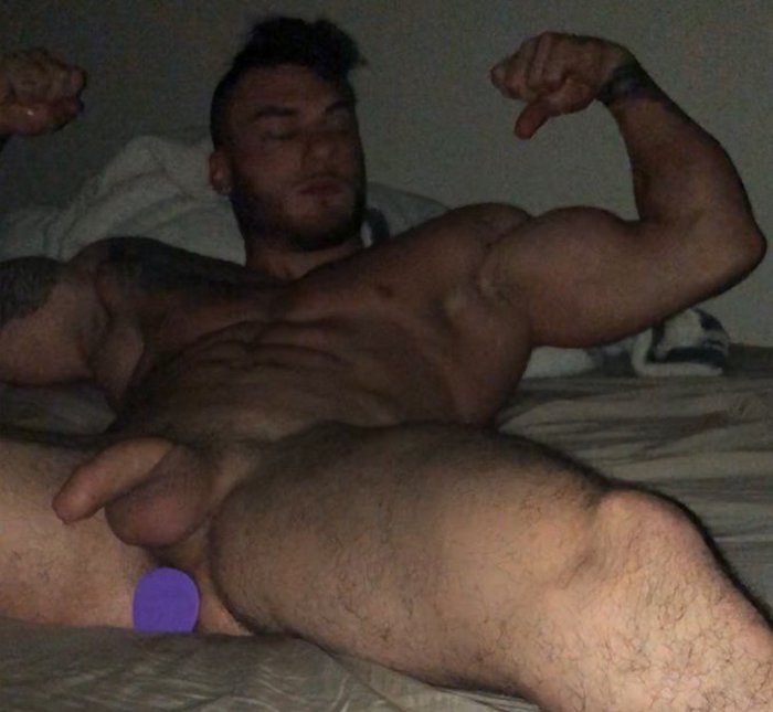 William Seed Gay Porn Buttplug Virgin Ass No More