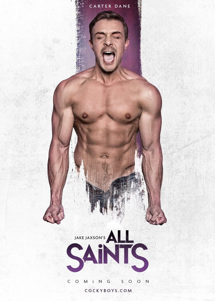 ALL SAiNTS Gay Porn CockyBoys Carter Dane