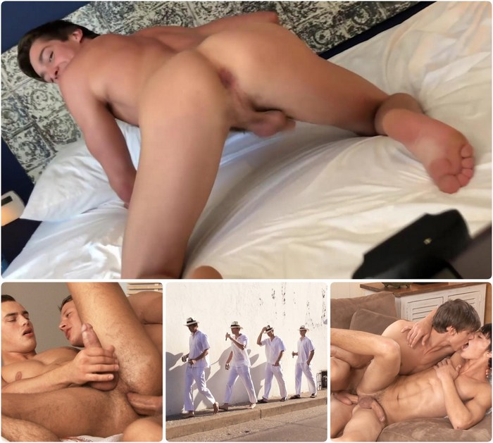 BelAmi Gay Porn Helmut Huxley Hoyt Kogan Zac DeHaan Liam Efron Damian Chapelle
