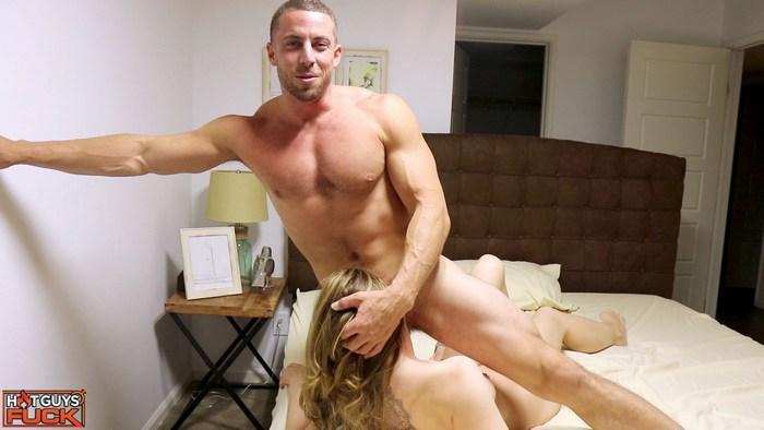 Derek Jones Straight Porn Muscle Hunk HotGuysFuck