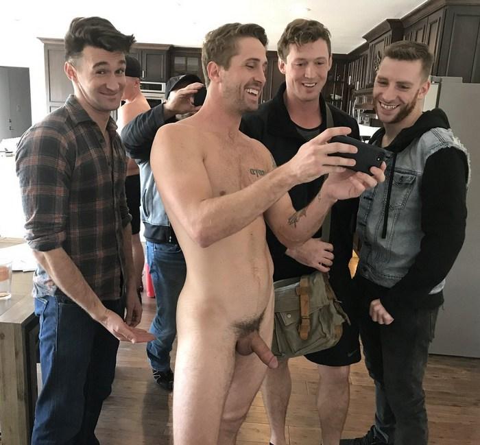 makes a porno