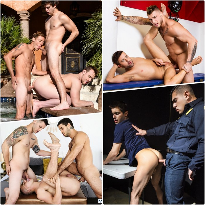 Gay Porn Blake Hunter Johnny Rapid William Seed Diego Sans Jake Porter Justin Matthews Will Braun