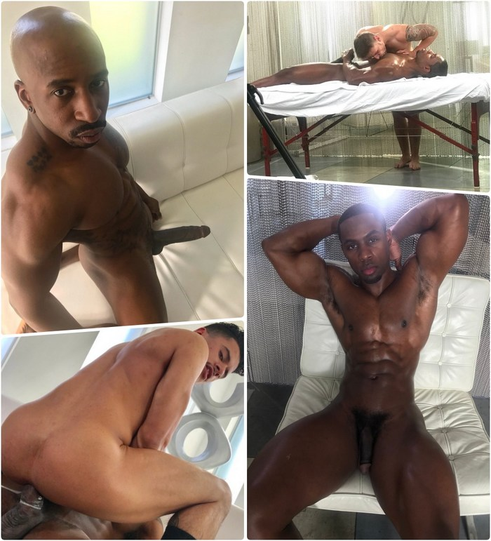 Deangelo Jackson Gay Porn