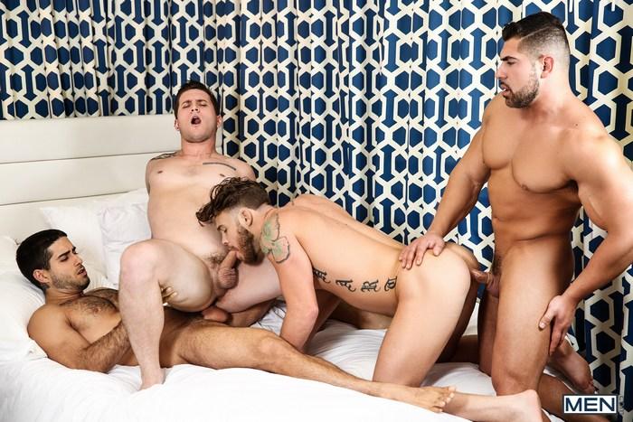 Gay Porn Orgy Diego Sans Max Wilde Damien Stone Allen Lucas
