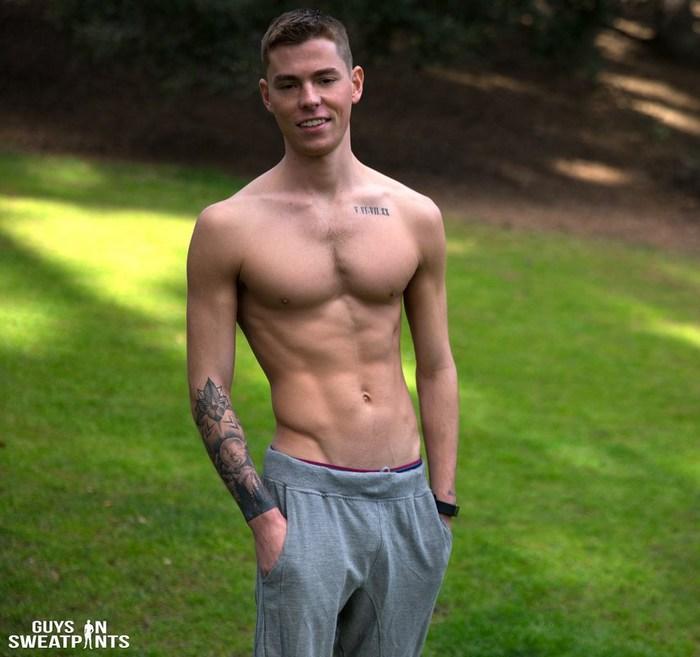 Greyson Lane Gay Porn Model