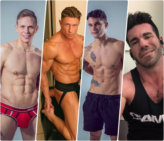 Just For Fans Gay Porn Bryce Evans Pierre Fitch Billy Santoro Ethan Chase
