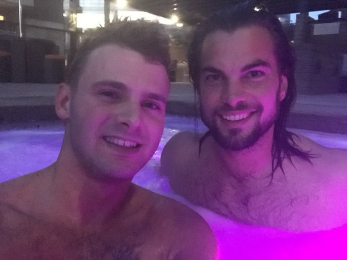 Malachi Marx Gay Porn Star Dave Slick 2018