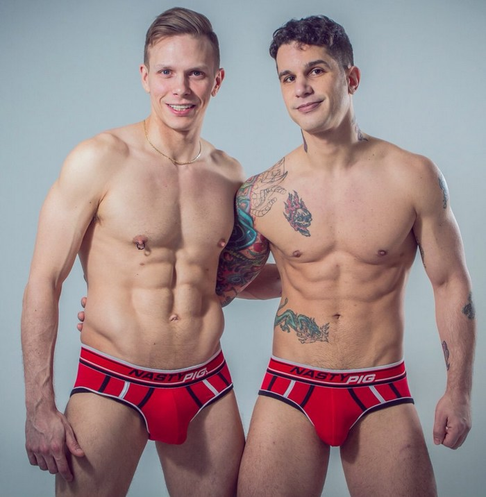 Pierre Fitch Ethan Chase Gay Porn Stars JustForFans