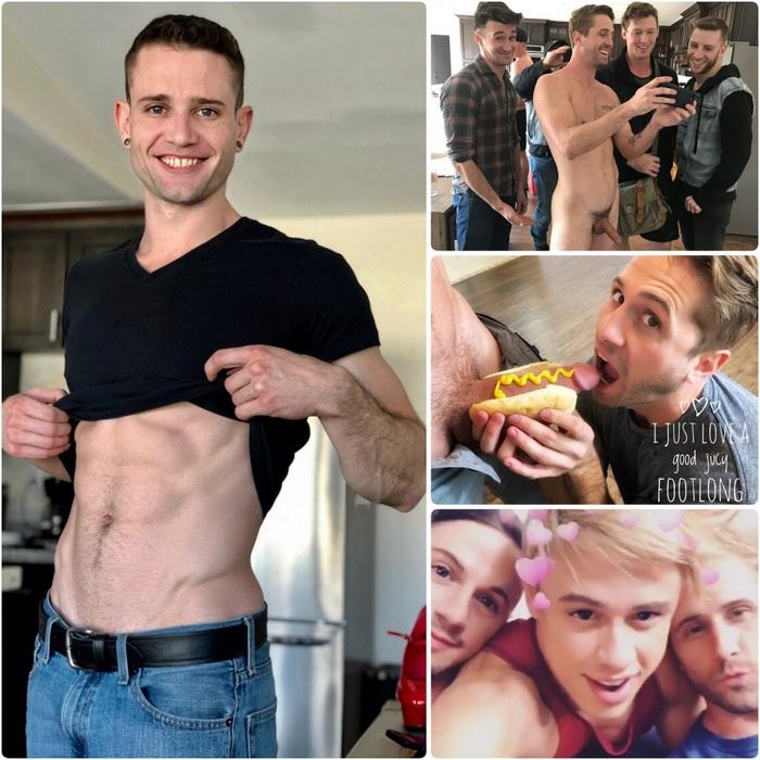 Quin Quire Gay Porn Wesley Woods Woody Fox Pierce Paris Skyy Knox