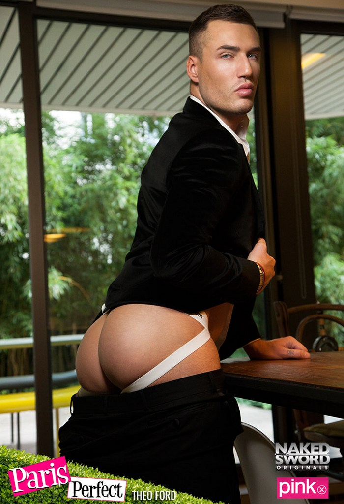 Theo Ford Gay Porn Star Paris Perfect