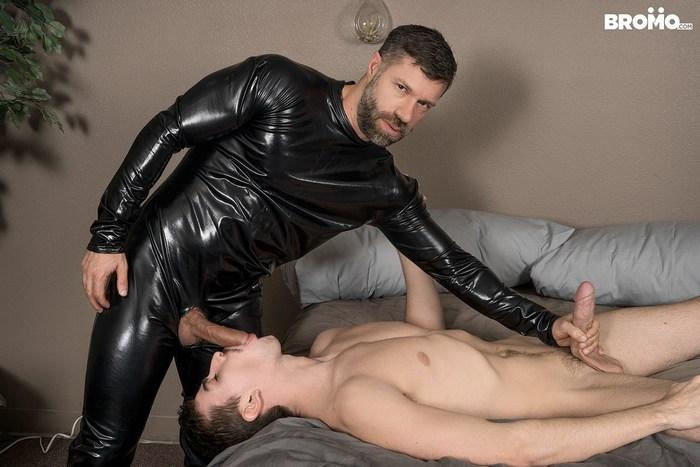 Tristan Jaxx Bareback Gay Porn Jack Hunter Rubberman